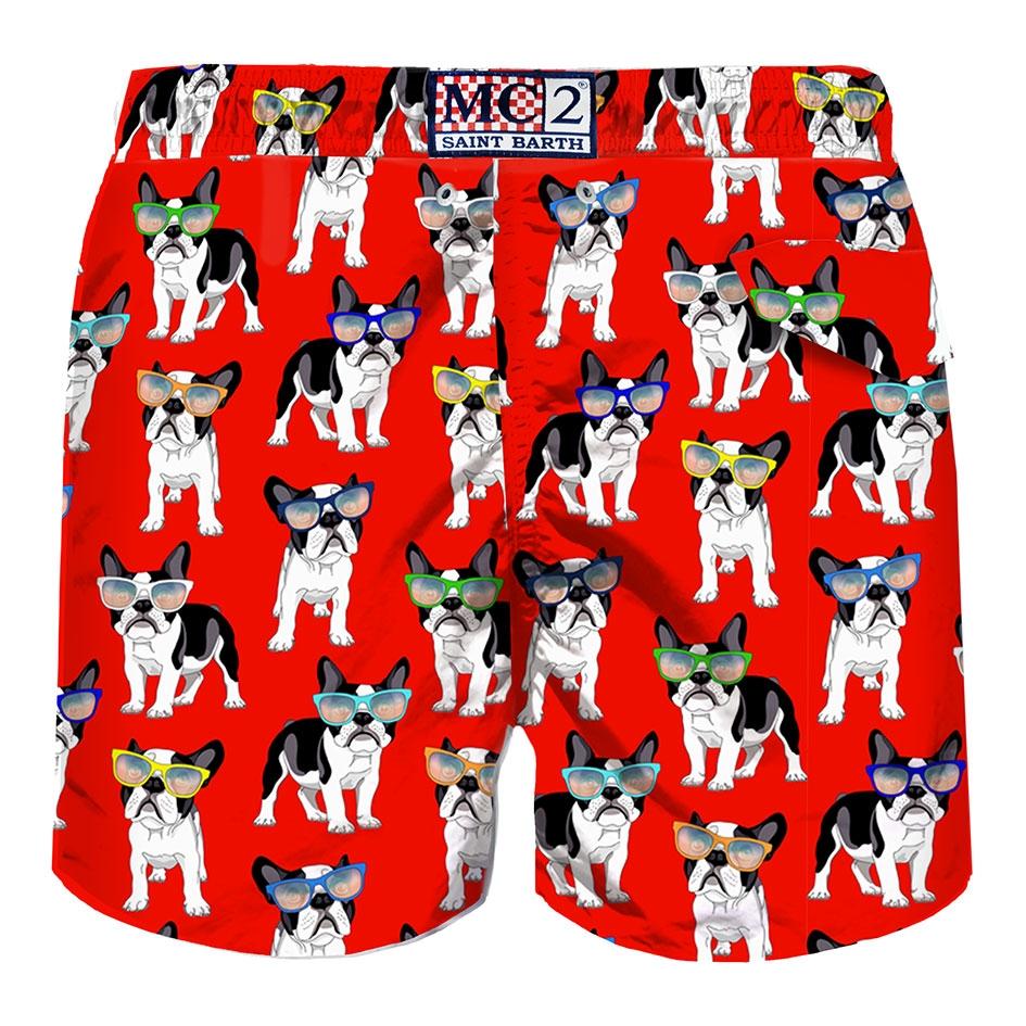 Costume da bagno bull dog francese 1 abbigliamento torino - Bagno in francese ...