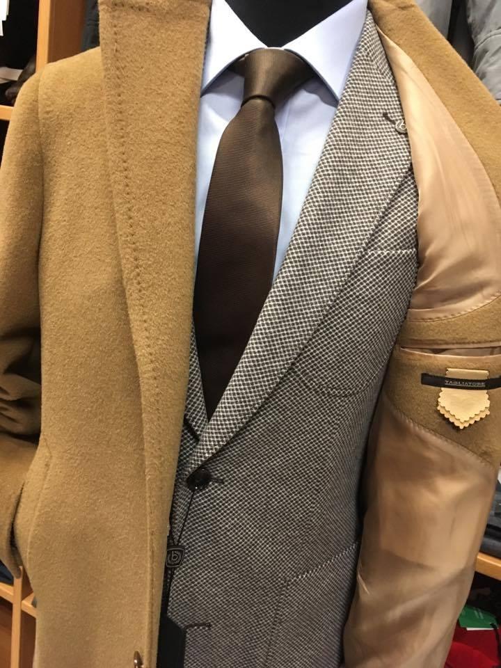 tagliatore cappotti uomo 2017
