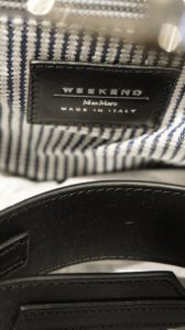 9cf553ce907bf Borsa Zeno Shopping Bag di Maxmara Weekend novità
