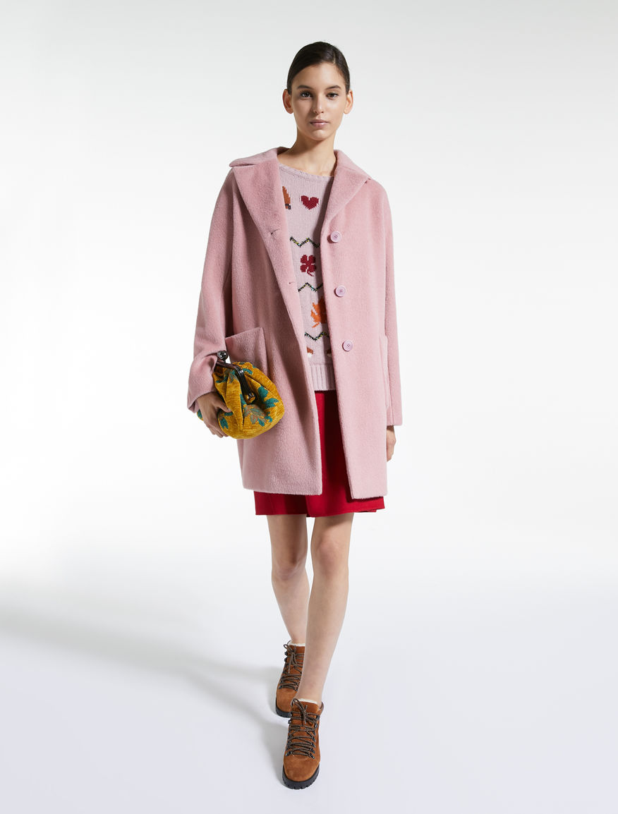 Cappotto in orsetto MaxMara Weekend  6d6af58d012